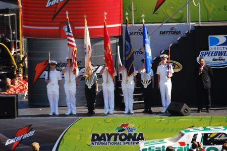 Daytona Beach – Daytona 500 – Flyover