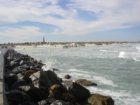 Daytona Beach – The Beach the locals go to……