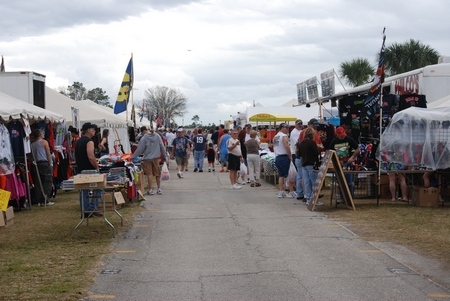 Daytona 500 Souvenirs – Best Deals are at Flea Market