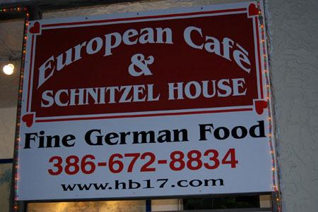 European Cafe & Schnitzel House