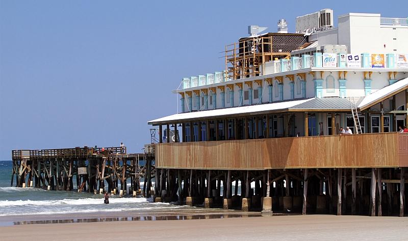 Rooftop Restaurant Daytona Beach