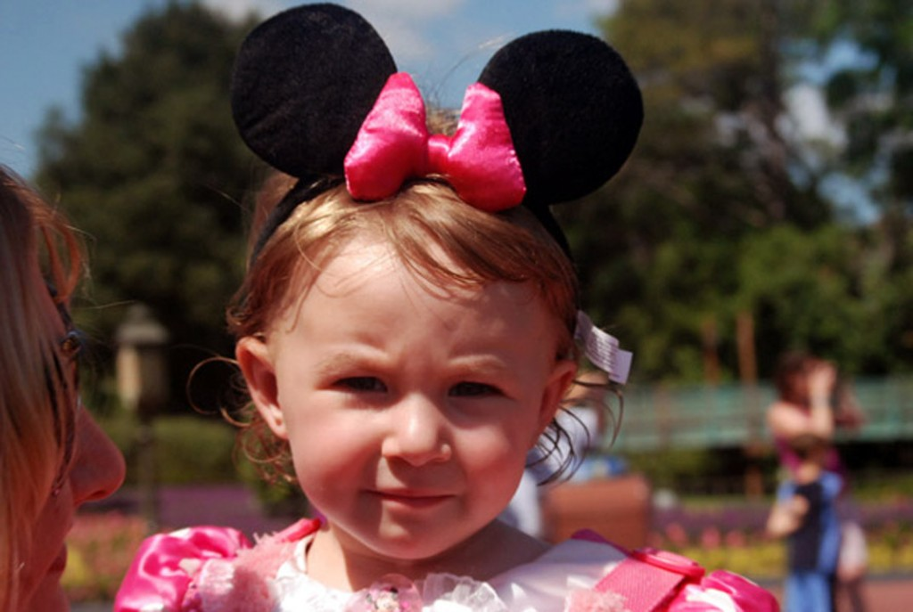 Magic Kingdom – Minnie Mouse