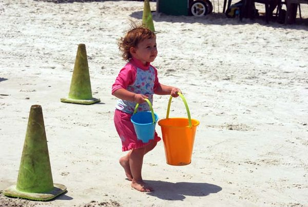 Daytona Beach Sandcastles