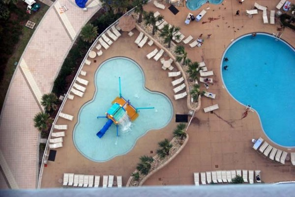 Kiddie Pool at Ocean Walk Resort -