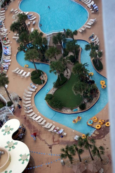 Ocean Walk Resort Lazy River