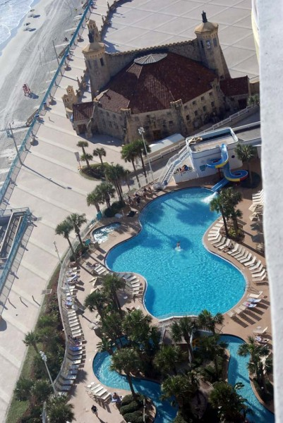 Ocean Walk Resort - Oceanfront Pool
