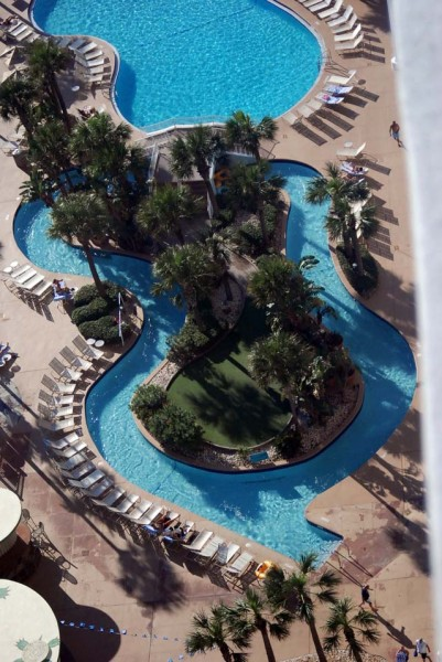 Lazy River- Ocean Walk Resort