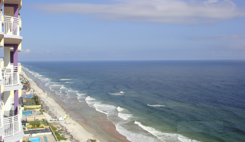 Ocean Walk Resort  – Condo 1801  – 2013 Updates.