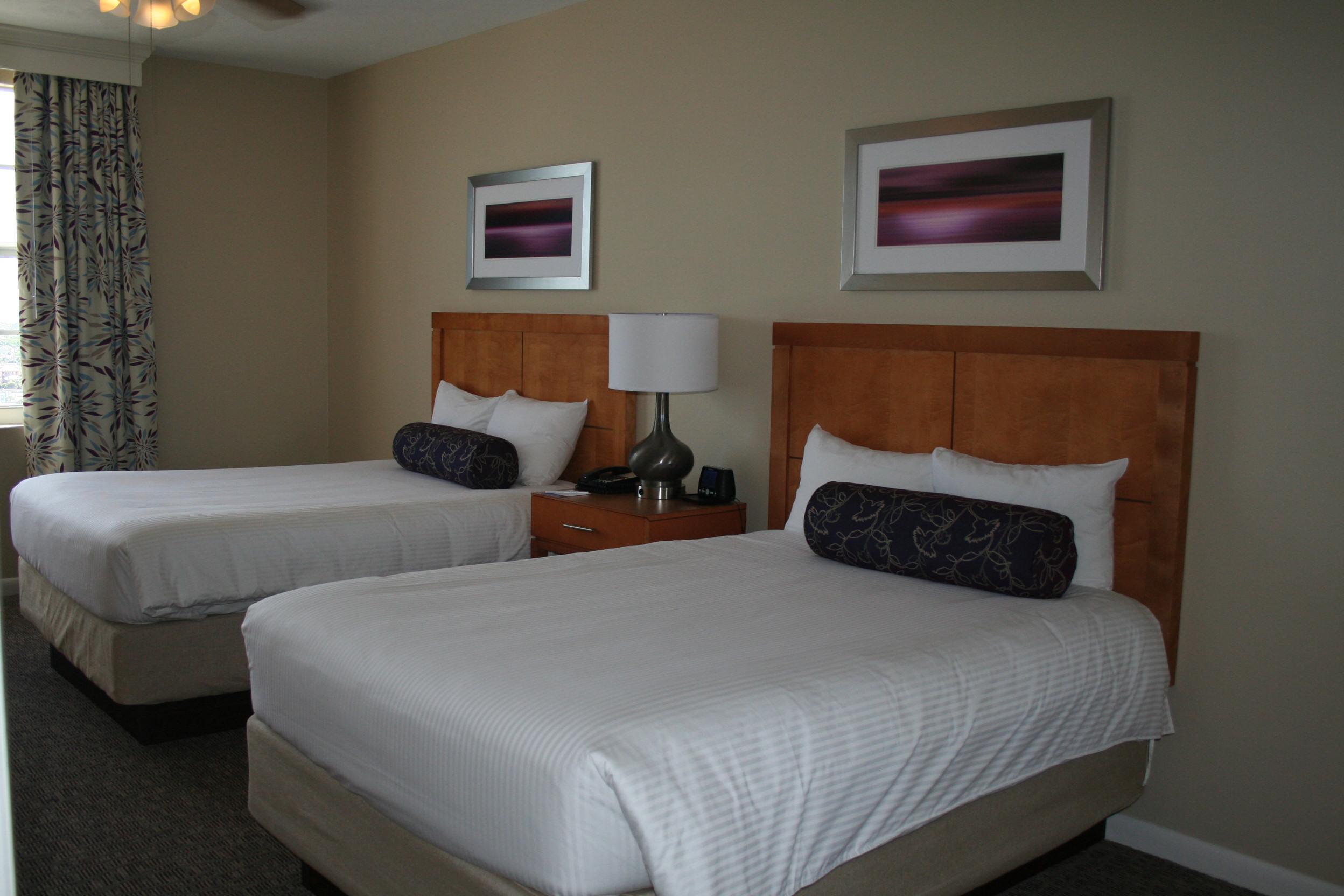 Wyndham Timeshare 2 Bedroom Deluxe