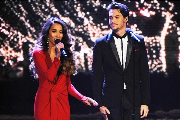 X Factor – Alex and Sierra