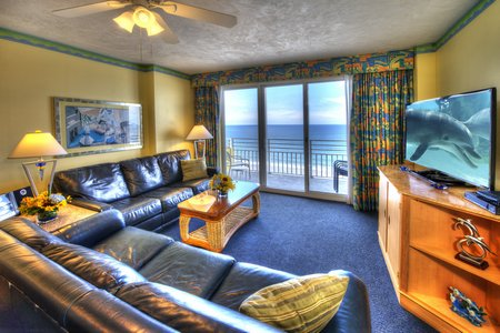 Ocean walk resort condo 1411 3 bedroom for 2 bedroom hotel suites in daytona beach