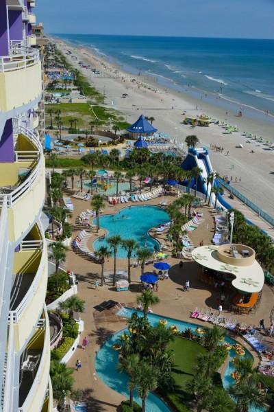 Ocean Walk Resort Pools