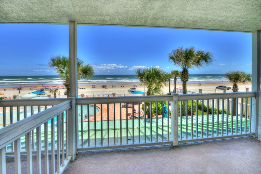 Daytona Beach Resort – Condo 201