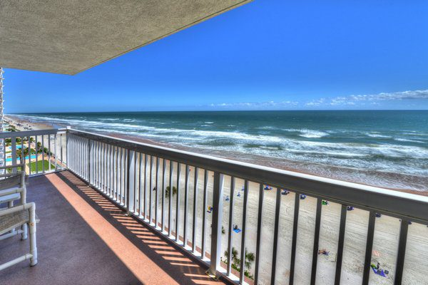 Daytona Beach Resort and Conference Center 10th floor Corner Studio