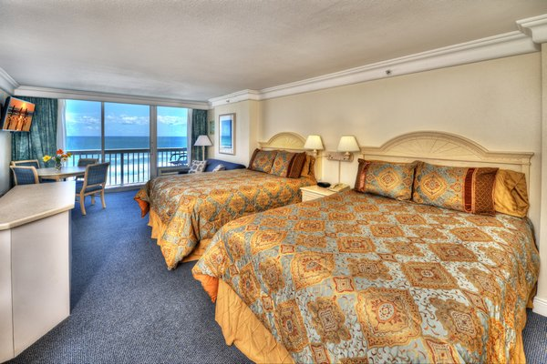 Daytona Beach Resort – Condo #712