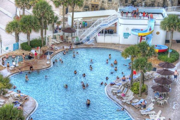 Wyndhams Ocean Walk Resort