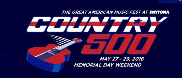 Memorial Day – Country 500