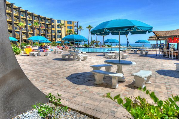 Hawaiian Inn Resort – Condo #124