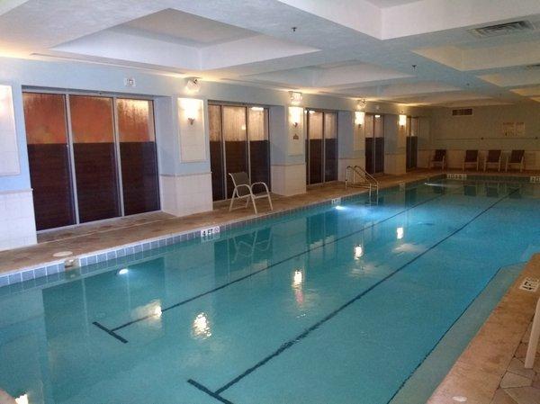12 Pool Area