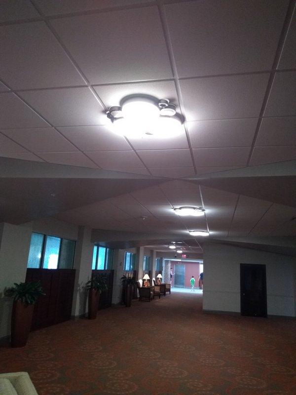 9a Pre Conferance Hallway