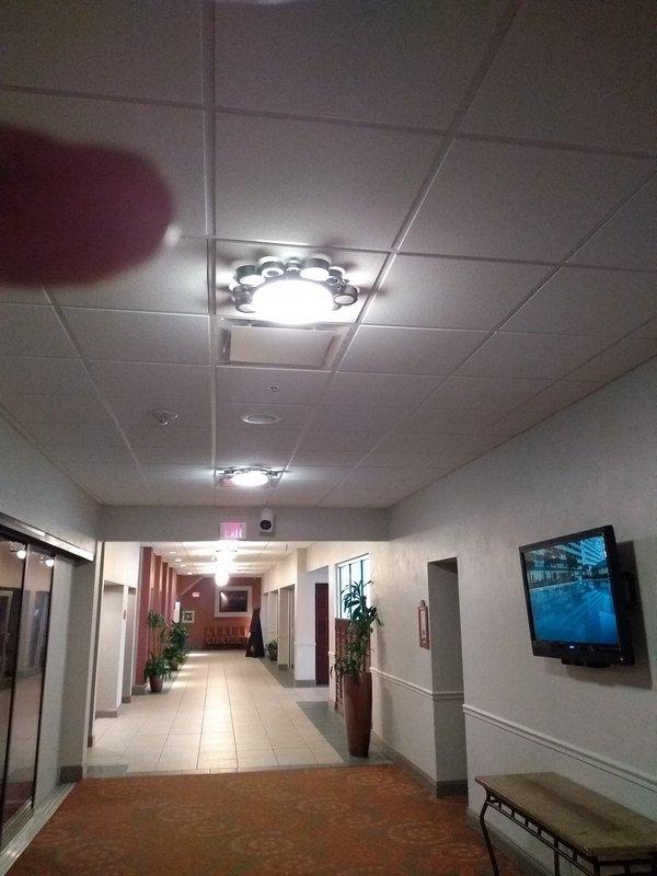 9b Pre Conferance Hallway