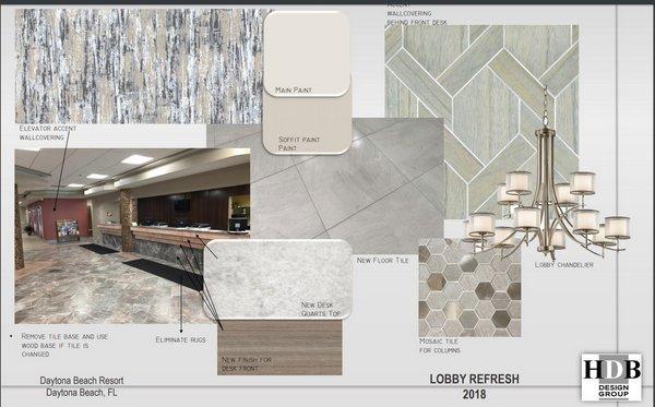 KBD Designs – Design Concept