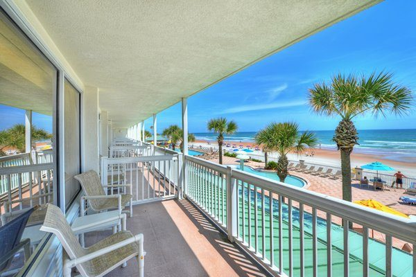 Daytona Beach Resort  – Oceanfront 1 Bedroom Condo 200