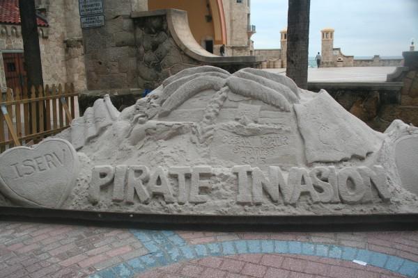 Daytona Beach Sand Castle